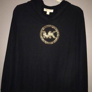 Michael Kors hooded pullover